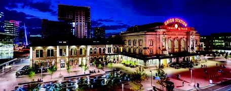Union Station Denver S Bustling Showpiece